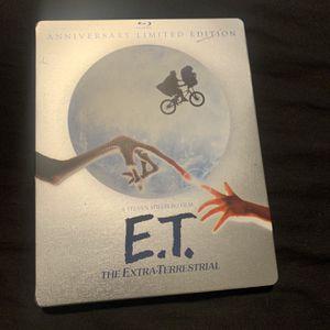 ET Blu Ray Steelbook for Sale in Los Angeles, CA