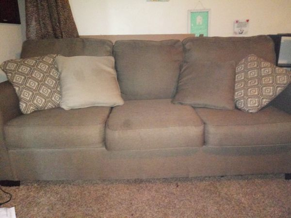 Couch and loveseat Ashley Furniture