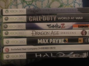 Xbox 360 games for Sale in Somerville, MA