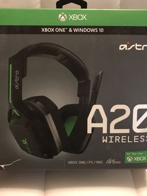 A20 wireless gaming headphone for Sale in Fresno, CA
