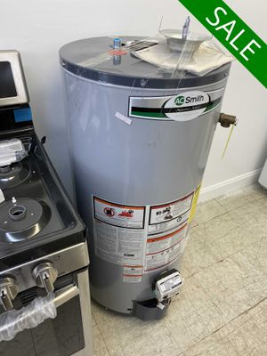 NO CREDIT!! AO Smith DM me Water Heater Brand New #1467 for Sale in Miami, FL