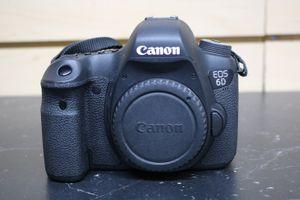 Canon EOS 6D WiFi Digital SLR Camera - Black, (DS126401) for Sale in Los Angeles, CA