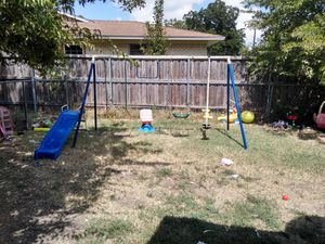 Brand New swing set still in box for Sale in Arlington, TX