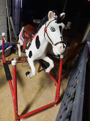 Radio flyer horse 1980s for Sale in Mesa, AZ