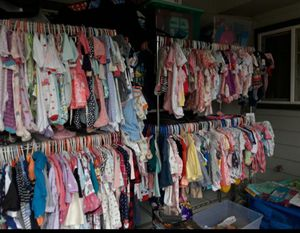 Baby girl clothes newborn, 0/3 months, 3 months, 3/6 months, 6 months, 6/9 months, 9 months for Sale in Portland, OR