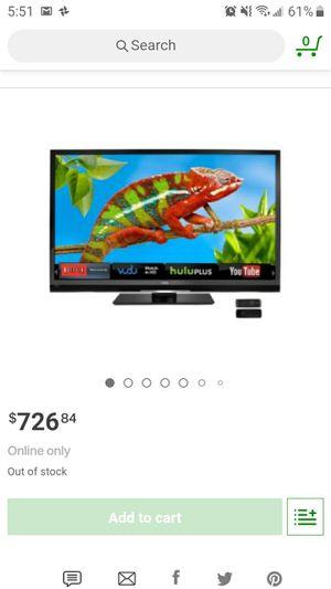 """55"""" VIZIO Edge Lit Razor LED LCD 1080p 120Hz SPS HDTV w/ Wi-Fi for Sale in Parkersburg, WV"""