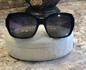 Coach Sunglasses with Case for Sale in Tyler, TX
