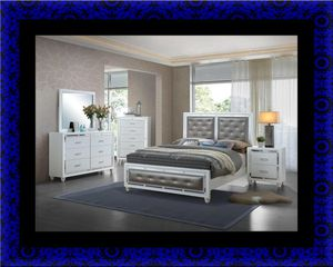 11pc Mackenzie bedroom set with mattress for Sale in Crofton, MD