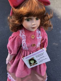 Porcelain Doll for Sale in Shrewsbury,  MA