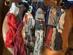 Baby boy clothes size 18 months for Sale in Mountlake Terrace, WA