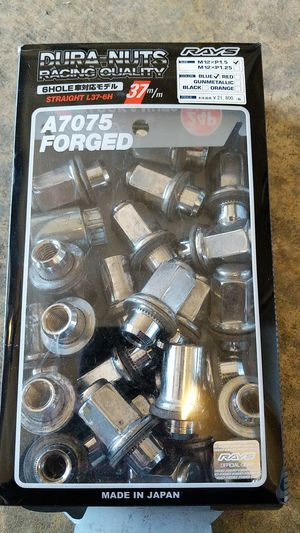 Lug nuts with locking key OEM for Toyota and Lexus for Sale in Fresno, CA