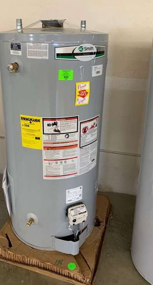 NEW AO SMITH WATER HEATER WITH WARRANTY 74 gallons PV XQ for Sale in Dallas, TX