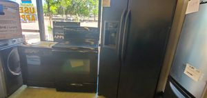 Black GE Kitchen Package for Sale in Littleton, CO