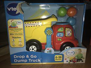 VTech Drop and Go Dump Truck for Sale in Arlington, VA