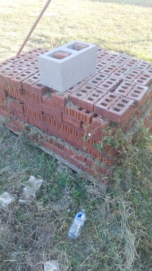 Free bricks 500 pcs need gone for Sale in Dallas, TX