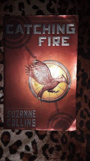 Catching fire book 2 of hunger games for Sale in Bakersfield, CA