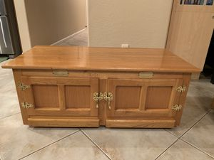 Coffee table and end tables for Sale in Chandler, AZ