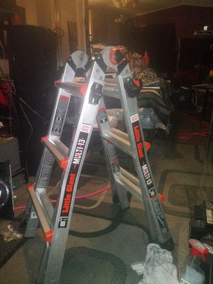 Little giant multi 13 ladder for Sale in Houston, TX