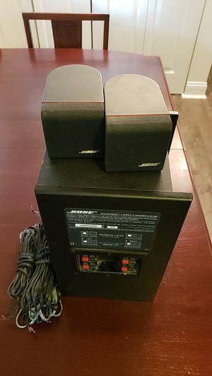 Bose Acoustimass 3 Series III Speaker System for Sale in Oak Lawn, IL