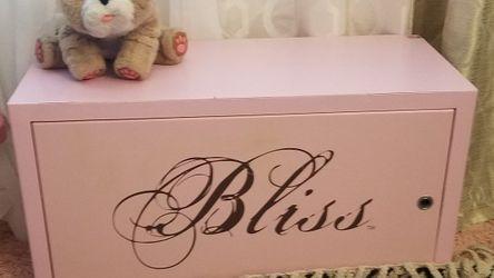 Girls Pink metal shelf Display for Sale in Auburn,  WA