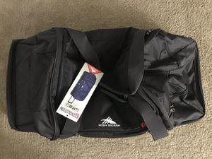 High Sierra Evolution duffle bag for Sale in Windsor, CT