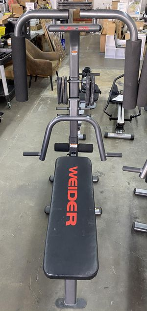 Weider FLEX-CTS Home Gym for Back, chest, and legs. FREE Delivery for Sale in Las Vegas, NV