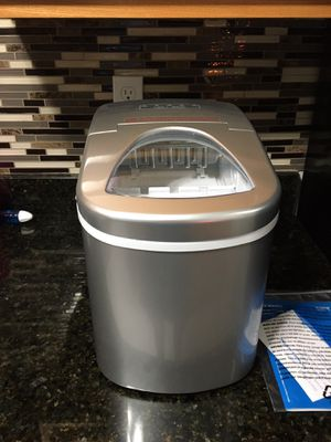 Homelabs Countertop Ice Maker for Sale in DAYT BCH SH, FL