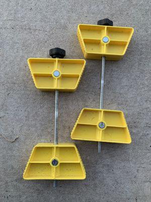 Camco Trailer Wheel Stop (2) for Sale in Yuma, AZ