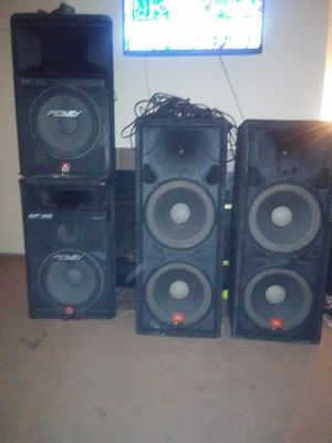 Concert speakers for Sale in Bartlett, TN