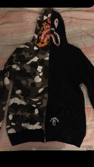 Bape hoodie trades available for Sale in Detroit, MI