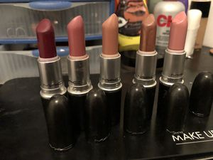 Mac Lipsticks for Sale in Chicago, IL
