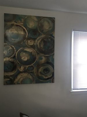 Large abstract canvas art for Sale in Virginia Beach, VA