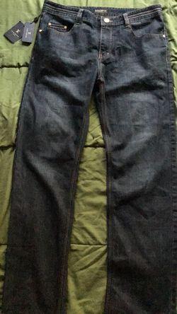 Louis Vuitton dark blue jeans for Sale in Seattle,  WA