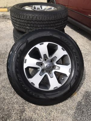 Ford F-150 Alloy Rims for Sale in Fort Lauderdale, FL