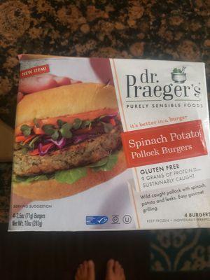 Dr. Praeger's Fish Burgers for Sale in Mesa, AZ