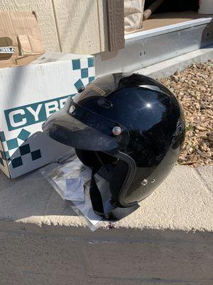 Cyber XL Helmet w visor for Sale in Glendale, CA