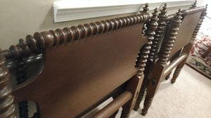 Jenny Lind Spindle Twin beds for Sale in Chesapeake, VA
