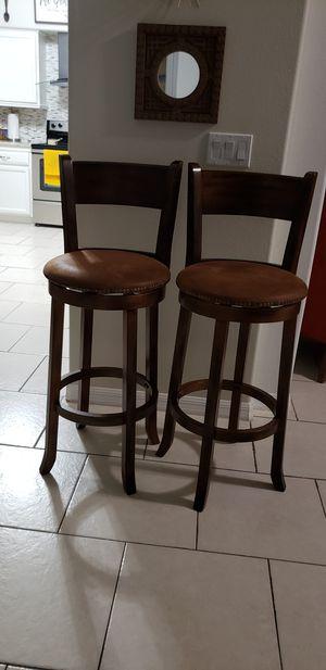Suade Bar Stools for Sale in Deltona, FL