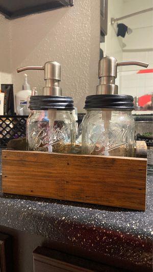 Mason jar set for Sale in Spring, TX