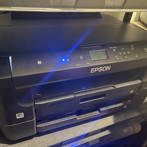 Epson WF 7210 Converted To Sublimation for Sale in Compton, CA