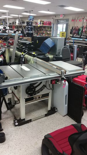 Jet Commercial Table Saw for Sale in NW PRT RCHY, FL