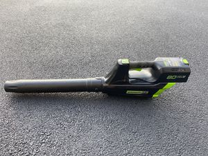 Greenworks Pro GBL80320 80V 125 MPH - 500CFM Battery Powered Cordless Leaf Blower (TOOL Only) for Sale in Palatine, IL