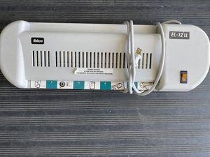 Ibico EL-12 II Laminating Machine for Sale in Irvine, CA