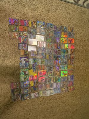 92 Pokémon cards for 100$ for Sale in Arroyo Grande, CA