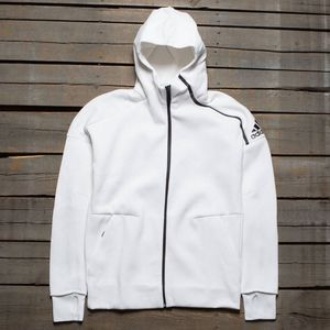 Men's White ADIDAS Z.N.E. FAST RELEASE HOODIE for Sale in Los Angeles, CA