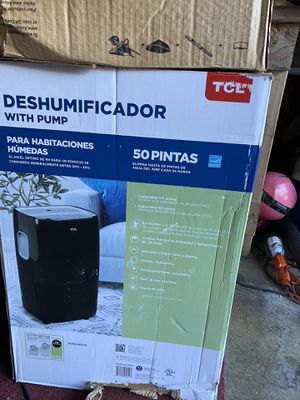 Dehumidifier 50pint for Sale in Fullerton, CA