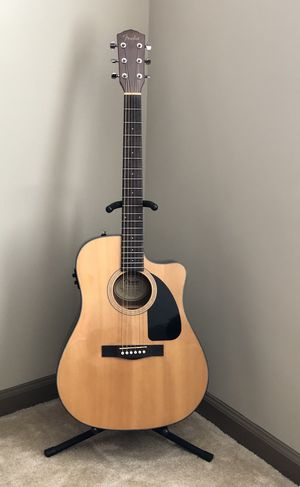 Fender Acoustic/Electric Guitar for Sale in Alexandria, VA