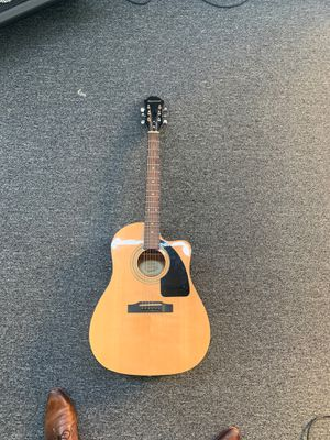 Epiphone Acoustic Guitar for Sale in Somerville, MA