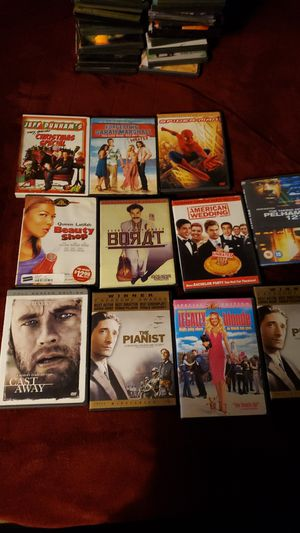 11 dvds in working order for Sale in Fogelsville, PA