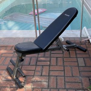 SA Gear Adjustable Incline Bench No Weight Home Gym Equipment for Sale in Pompano Beach, FL